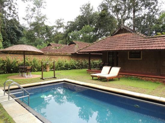 Evolve Back, Coorg: Private Pool villa