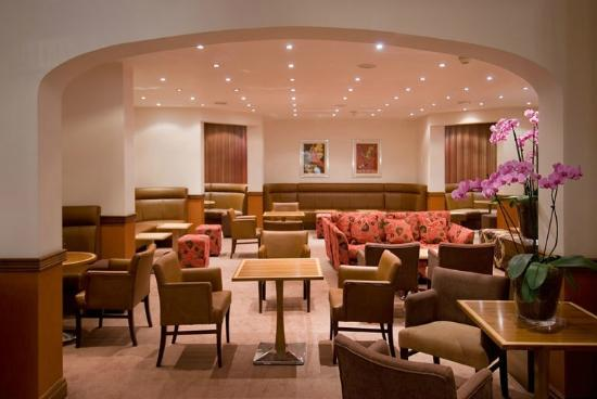 Lounge Bar: The perfect venue for afternoon tea