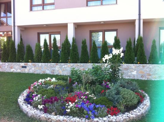 Hotel Degenija : jardim