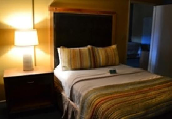 The Lodge at Angel Fire Resort: Family Room - 3 Queen Beds