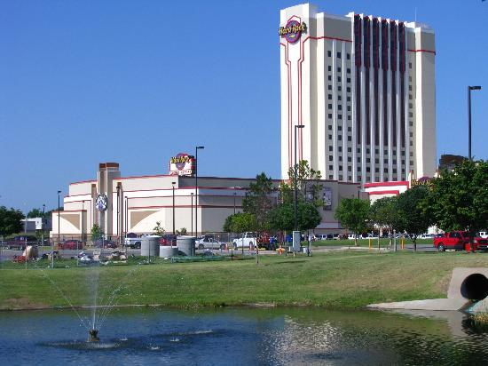 Hard Rock Hotel and Casino Tulsa: Hotelansicht