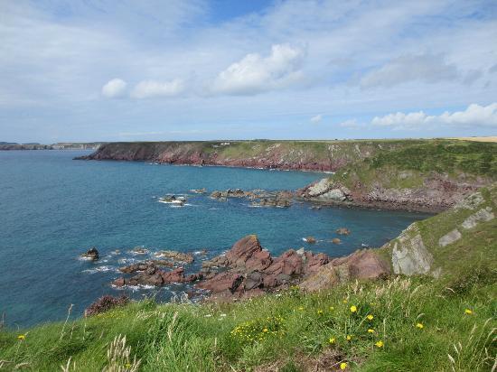 The Clock House: Pembrokeshire Coast Path