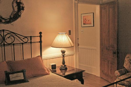 Rosemary House Bed and Breakfast: Rest, relax, rejuvenate in the Haven room