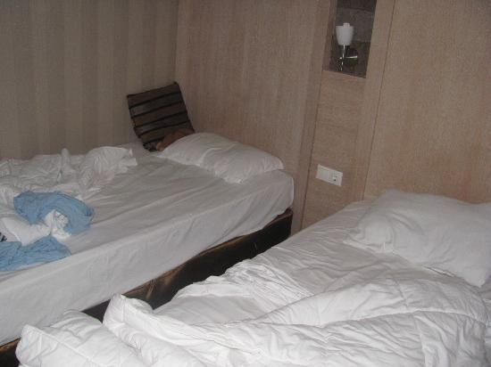 Schlafzimmer ohne Fenster - Bild von Hotel Sultan of Side, Side ...