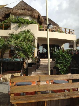 圖盧姆閣樓飯店照片