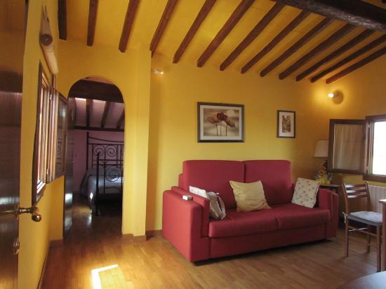 Hotel Dali: Hotel Dalì - app. Bella Vista - soggiorno