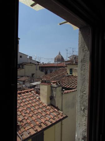 Hotel Dali: Hotel Dalì - app. Bella Vista - vista su Duomo