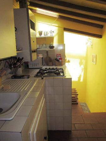 Hotel Dali: Hotel Dalì - app. Bella Vista - cucina