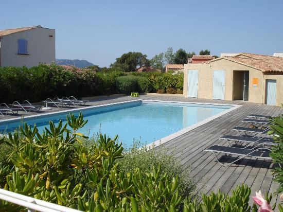 Résidence Casa Mia : piscina