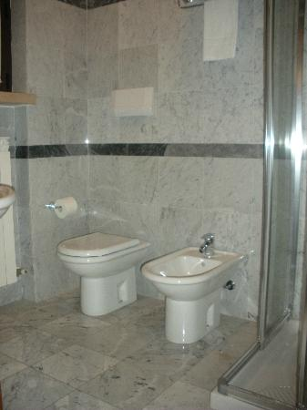 Hotel Olioso: Bagno