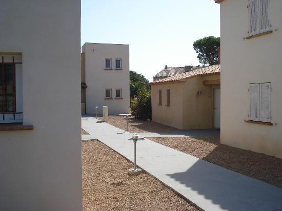 Résidence Casa Mia : cortile interno