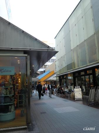 Mosaic Street : モザイク通り