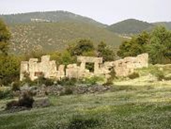 Byzantine Church of Agia Eleousa (Panagia Mavromantila)