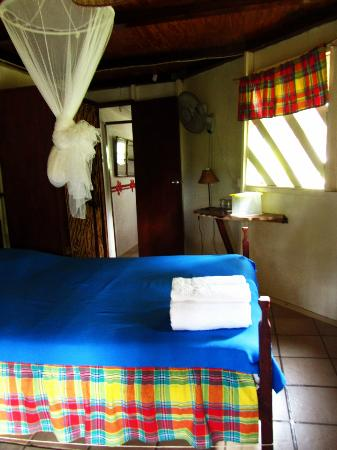 Hibiscus Valley Inn: Beautifully equipped room
