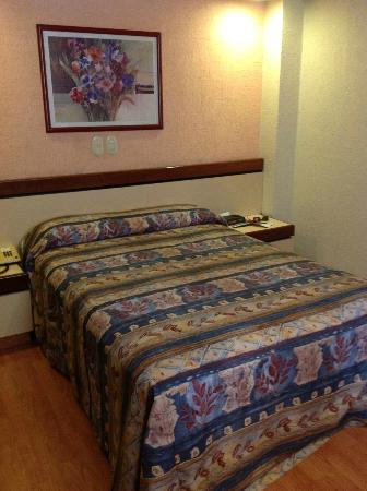 Hotel Manalba: Queen Bed