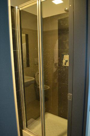 Hotel Artis : Shower