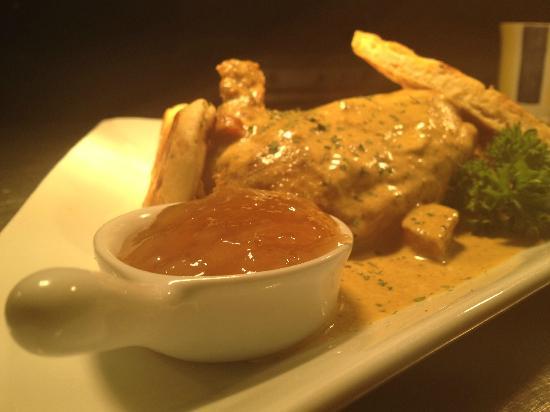 The Pier Bistro: Yellow Thai Chicken Curry