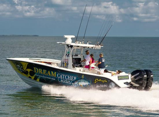 Yellowfin 24 bay boats the best in the industry picture for Key west fishing boats