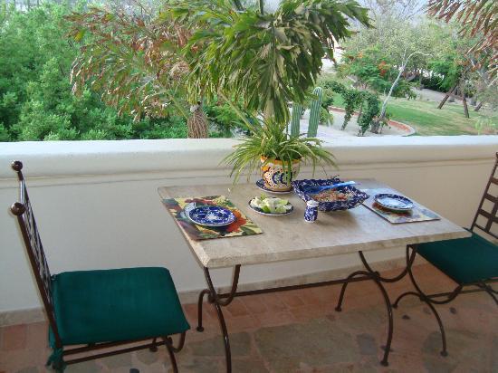 Los Cabos Golf Resort: El balcón