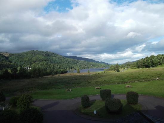 Loch Achray Hotel: Loch Achray from room 232