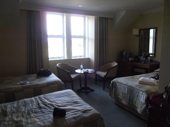 Loch Achray Hotel: Triple bedded room 232