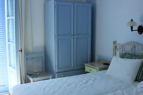 Argonauta Hotel: chambre