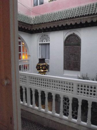Riad La Terrasse des Oliviers: Patio