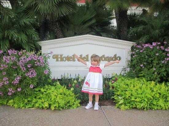 Hotel del Coronado: WooHoo!!