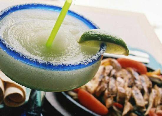 El Azteca Restaurant and Tequila Bar: An Original Frozen Margarita and Sizzling Fajitas!