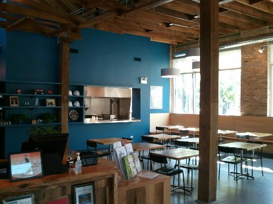 Restaurant Mission - Picture of Inspiration Kitchen, Chicago ...