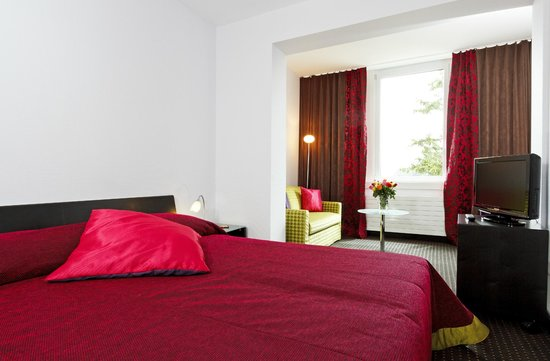 The Excelsior: Deluxe double room