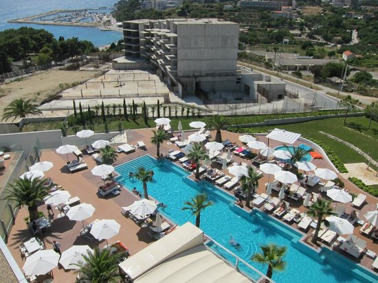 Radisson Blu Resort Split: View from another side