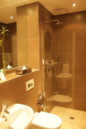 Albergo Hotel: Bathroom