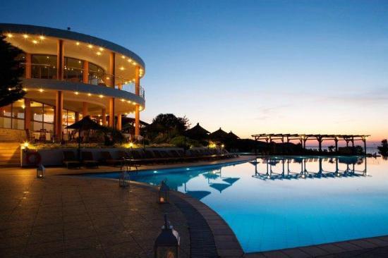 Alia Palace Hotel: hotel pool view