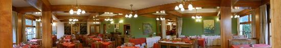 Hotel Kosten Aike: Restaurante y desayunador