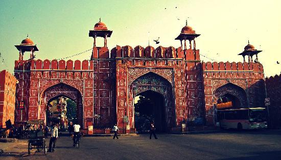 Ratan Niwas: Jaipur_Pink City