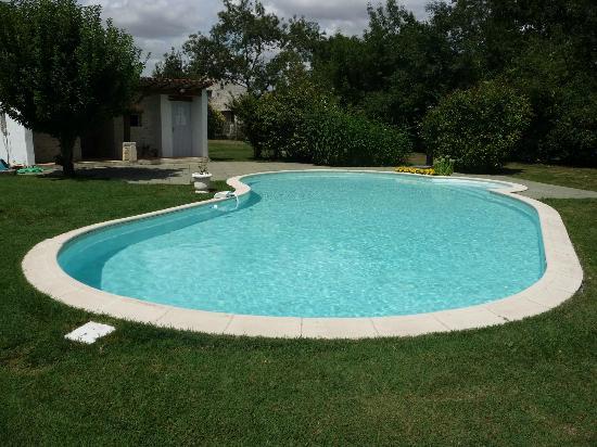 Le Clos du Plantis: la ^piscine