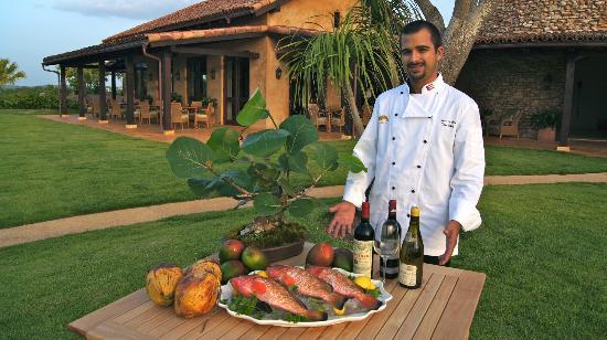 Royal Isabela : Executive Chef Jose Carles