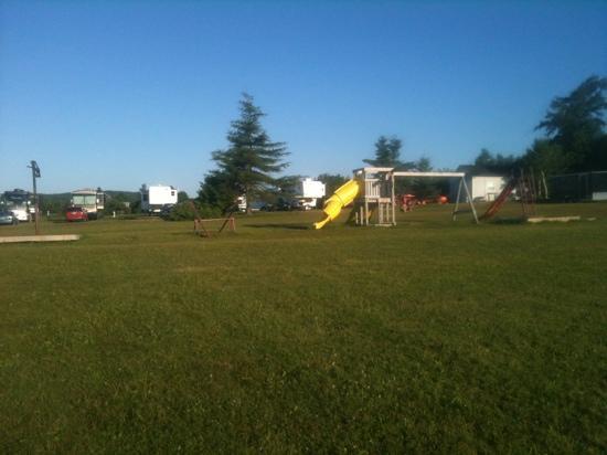 Five Islands Rv Campground and Resort : playground