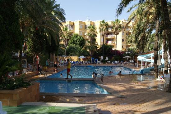 Piscines picture of ola club panama palmanova tripadvisor for Piscine ronchin
