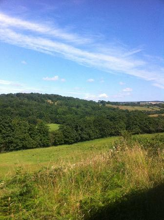 Fairhaven Country Guest House: Beautiful View Goathland