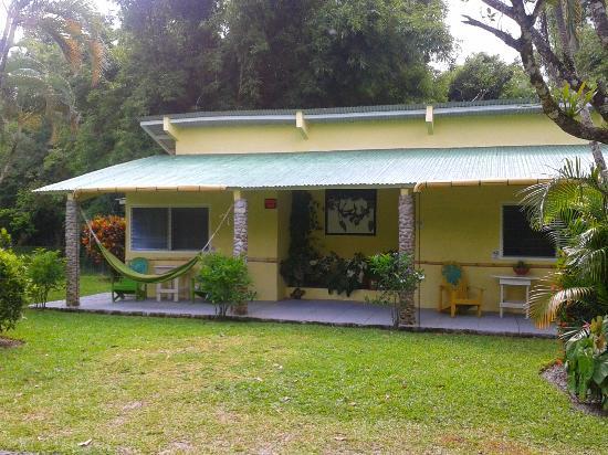 Cabanas Potosi: muy bonitas habitaciones 