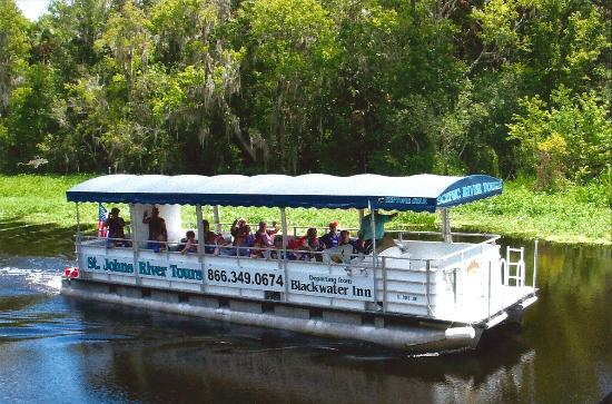St. Johns River Tours, Inc. - Day Tours