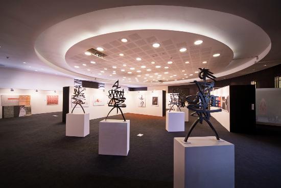 Sofitel Casablanca Tour Blanche : la Galerie 01-espace meeting
