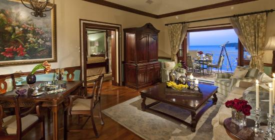 Sandals Royal Plantation: Prime Minister Oceanfront One Bedroom Suite