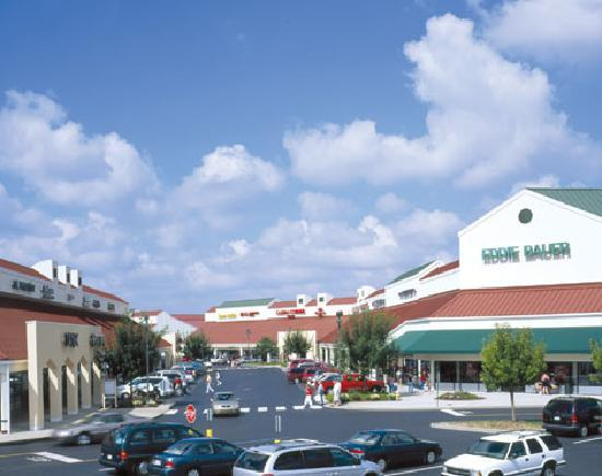 Edinburgh Premium Outlets Picture Of Taylorsville