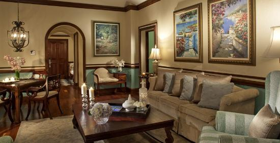 Sandals Royal Plantation: Governor General's One Bedroom Oceanfront Plantation Suite