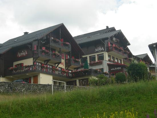 Chalet-Hotel Alpina: ..