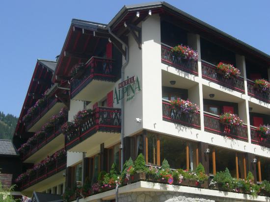 Chalet-Hotel Alpina: ...