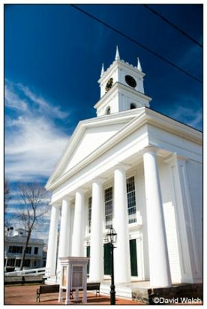 Edgartown Tour Company - Tours: Old Whaling Church, Edgartown